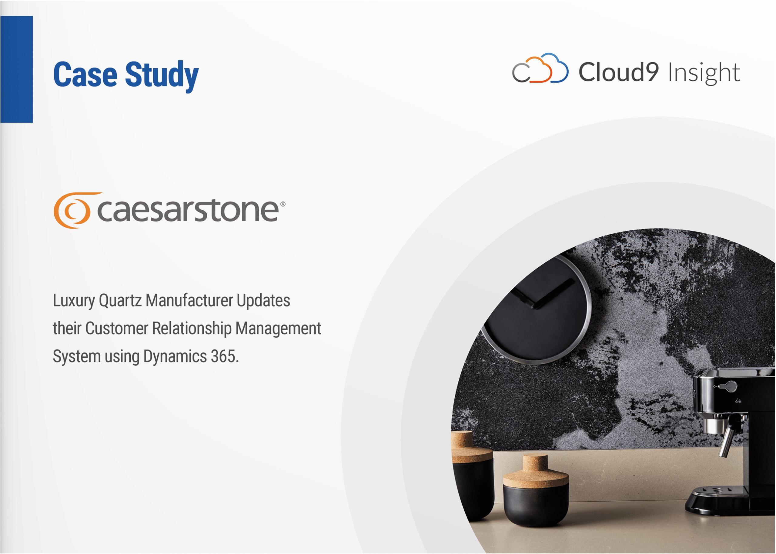 Ceasarstone - Case -Studies