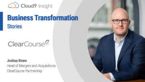Business Transformation Stories - ClearCourse Partnership