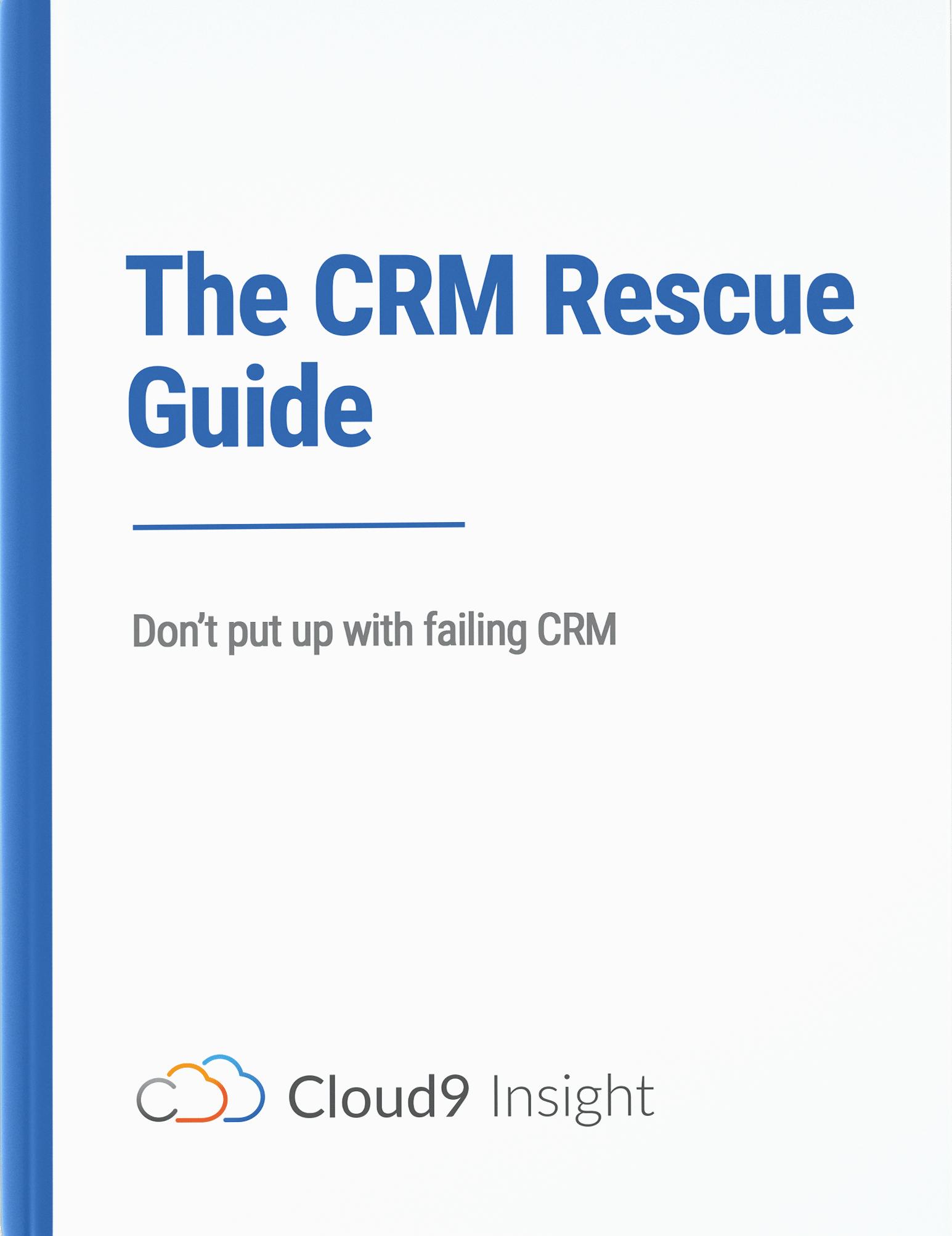 CRM Rescue Guide