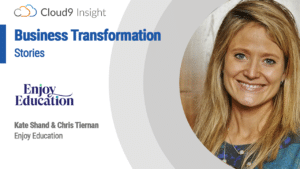 Business Transformation Stories - Enjoy Education