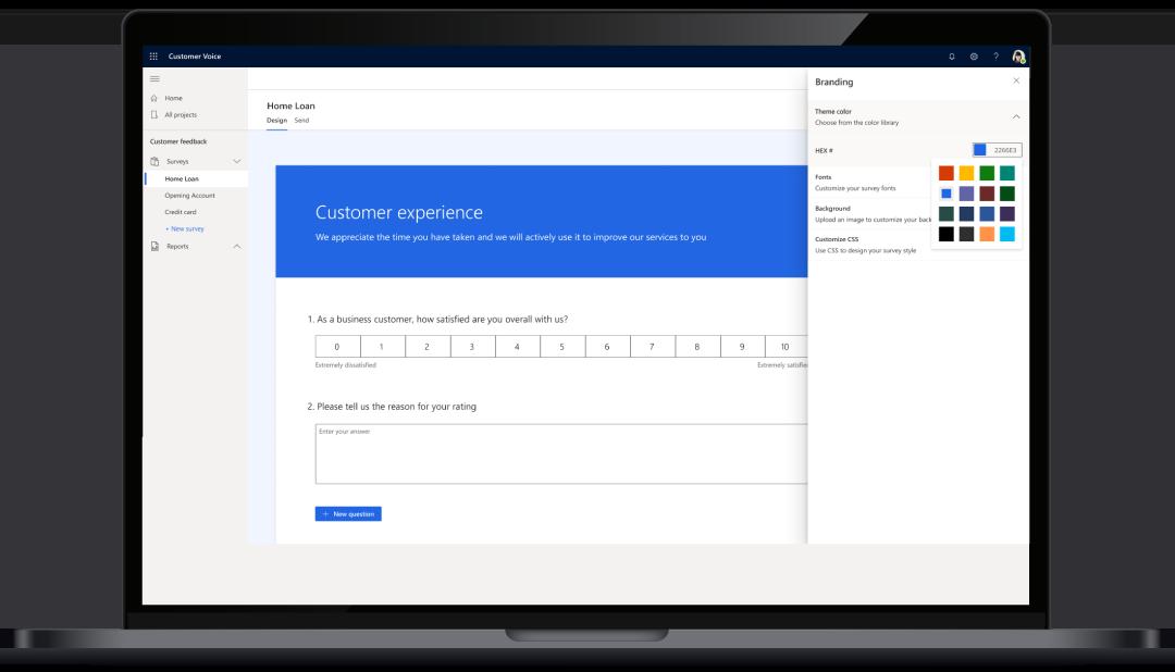 customer-voice-screen