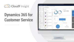 Dynamics 365 for Customer Service Demo