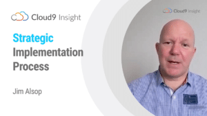 Introduction to Strategic CRM Implementation Process - Cloud9 Insight