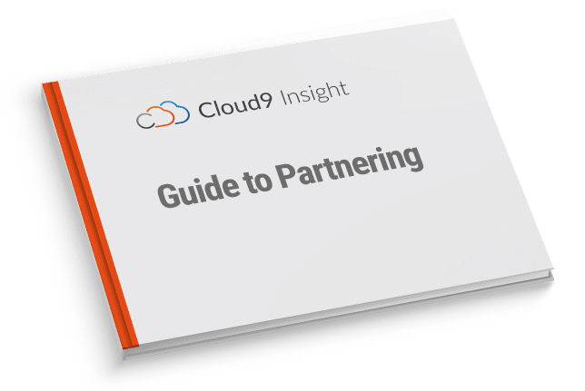 Cloud9 Insight guide to partnering front cover