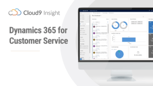 Dynamics 365 for Customer services